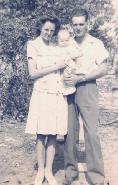 Gail, Owen, and Clyde Owen Martin