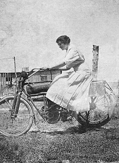 Ruth Vining on Albert's motorcycle_editedRoxio