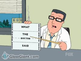 Doctor Graphic from GlassGiant.