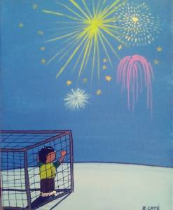 mexican child in cage fireworks