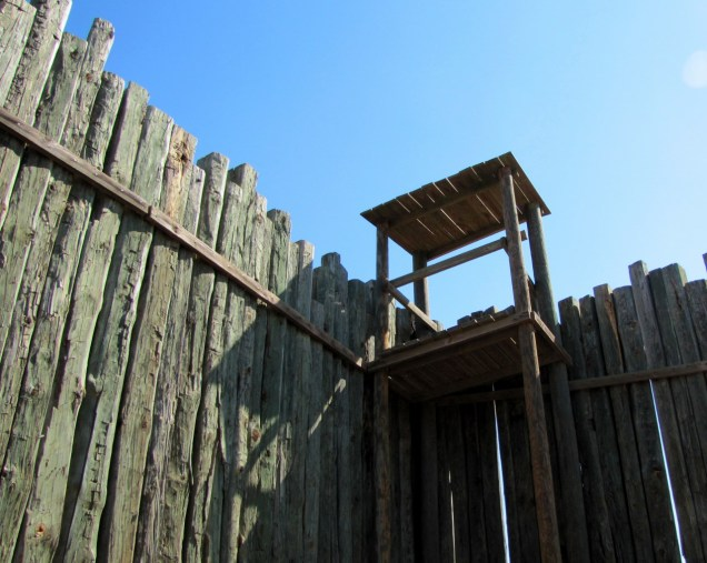 guard tower andersonville