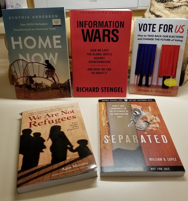 political books to review