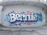 bernie mural
